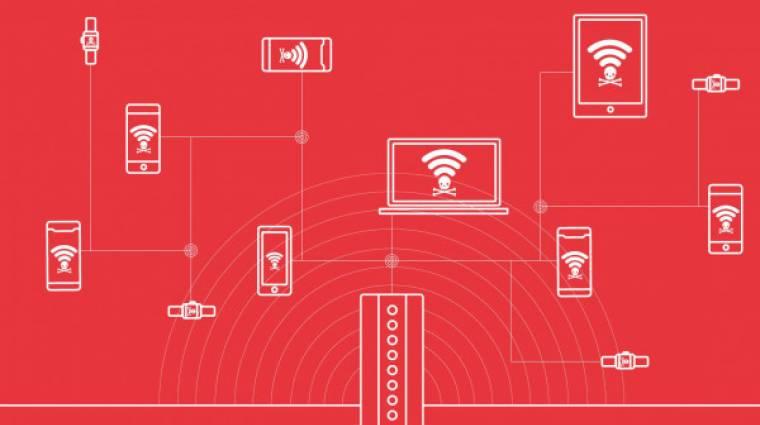 Jön a WPA3, új szintre lép a WiFi-hálózatok biztonsága kép