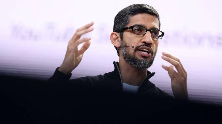 Pichai szerint a mesterséges intelligencia az emberiség egyik legfontosabb találmánya kép