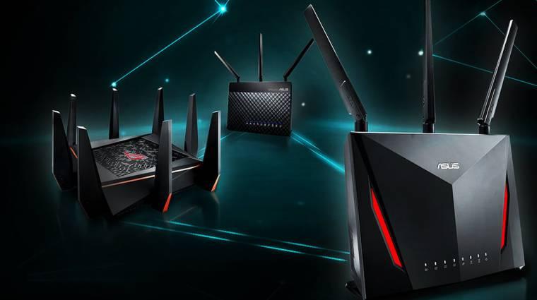 Elképesztően hasznos frissítés érkezett az ASUS routerekhez kép