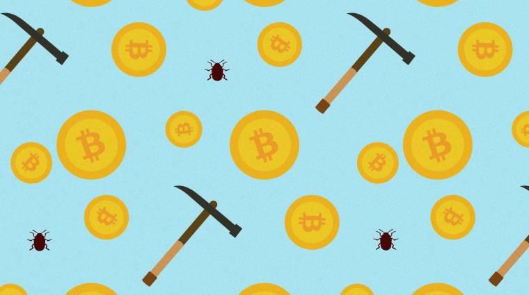 Már a YouTube-on is bitcoint bányásznak a gépeddel kép