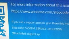 Kékhaláltól szenvedhet az összes Intel processzor kép