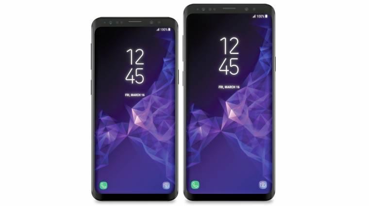 Kiszivárgott a Samsung Galaxy S9 és Galaxy S9+ kép