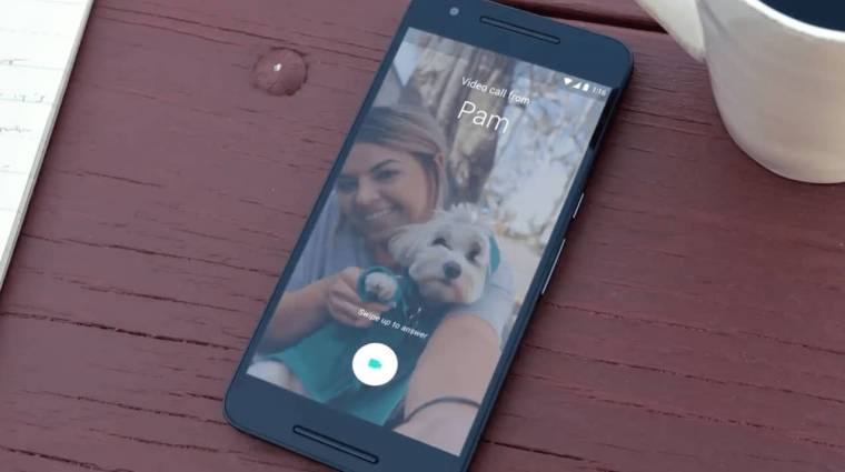Ügyes újítással állt elő a Google videós csevegője kép