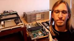 Videó: így lesz zenekar a régi hardverekből kép