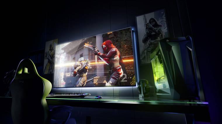 PC-n játszani? Mostantól csak 65 hüvelyken, 4K-ban és HDR-ben lehet kép