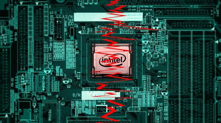 Durva hibát találtak az Intel processzorokban kép