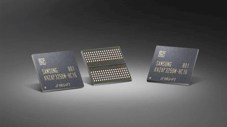Már elérhetőek az új GDDR6-os memóriachipek kép