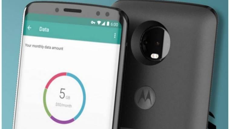 Ismerős kijelzőt kaphat az új Moto Z3 és Z3 Play kép
