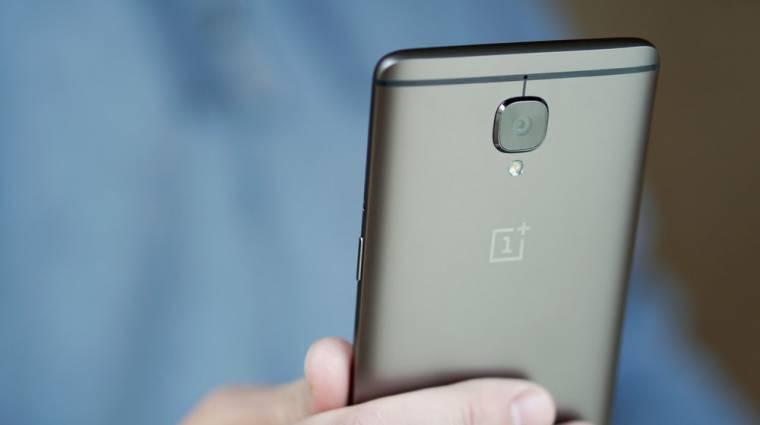 A régi OnePlus okostelefonokra is jön az arcfelismerés kép