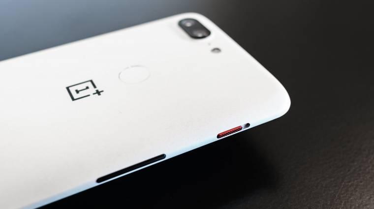 Itt a pandásított OnePlus 5T kép