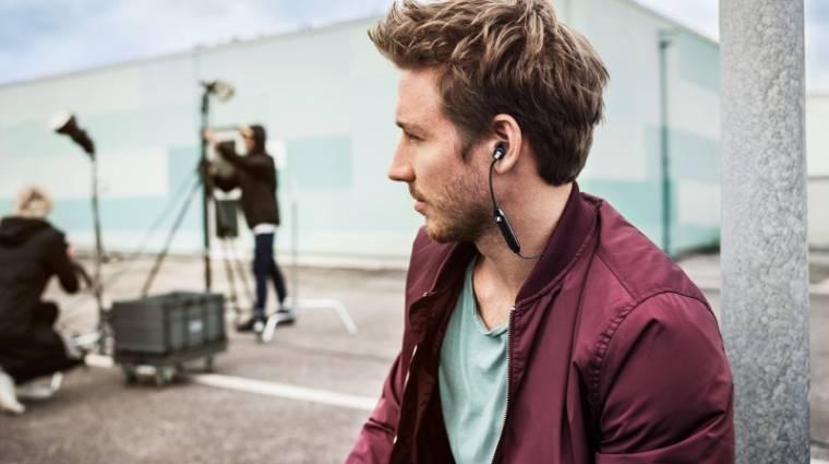 Ezek voltak a CES legjobb vezeték nélküli fülhallgatói kép