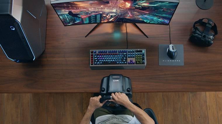 Odacsap az Alienware új gamermonitora kép
