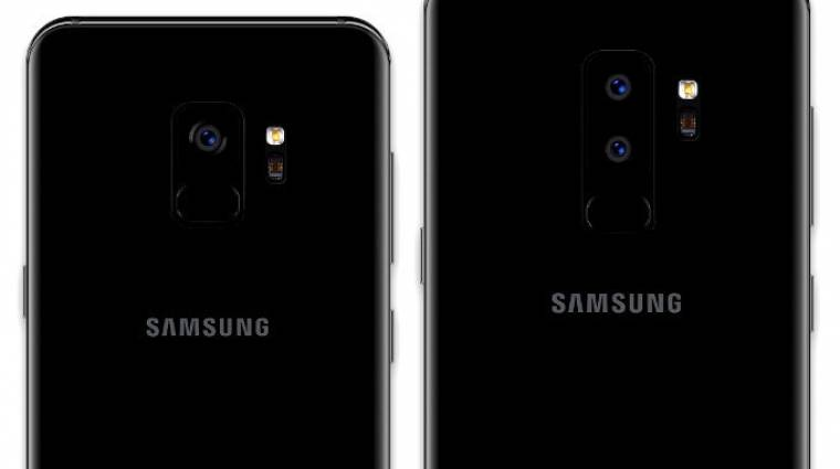 Intelligens szkennerrel újít a Galaxy S9 kép