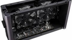 Egy GeForce GTX 1080 Ti-t is elnyel az ASUS külső grafikus dokkolója kép