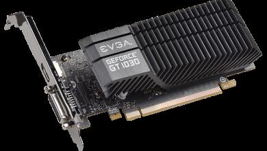 G-SYNC-támogatást kapott az NVIDIA GeForce GT 1030