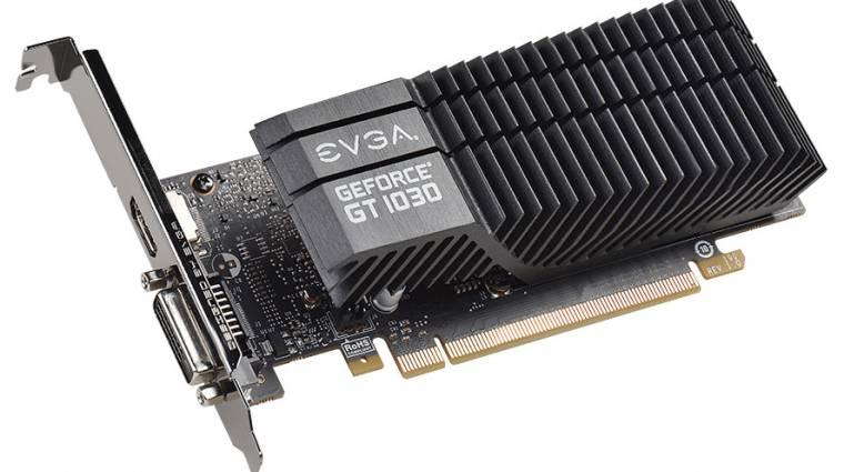 G-SYNC-támogatást kapott az NVIDIA GeForce GT 1030 kép