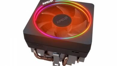 Itt az AMD Wraith Prism processzorhűtője