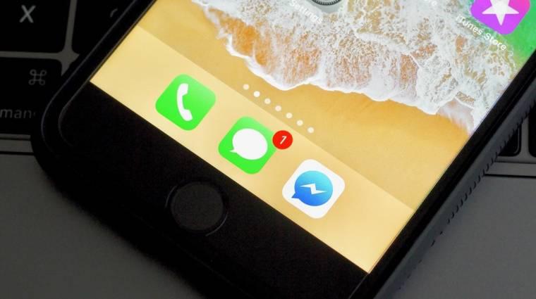 Egyetlen karakterrel lezúzhatod az iPhone-od rendszerét kép