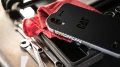 Lenyűgözően különc okostelefon lett a Cat S61 kép