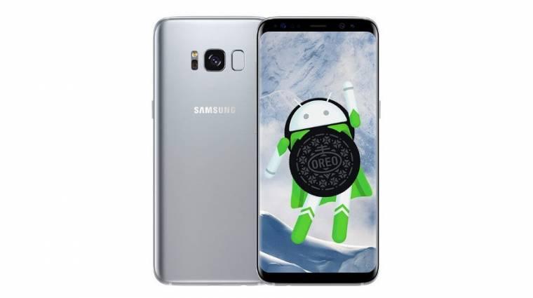 Megérkezett az Oreo a Galaxy S8-ra kép