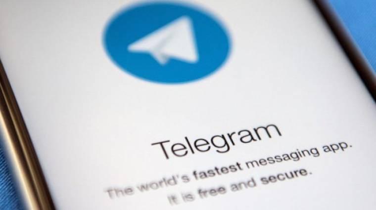 Az Apple kilőtte a Telegramot, de feltámadt az üzenetküldő kép