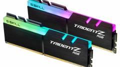 4700 MHz-en ketyeg a G.Skill új memóriacsomagja kép