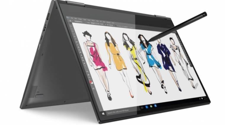 Támadnak az új Lenovo hibridek: itt a Yoga 530 és a Yoga 730 kép