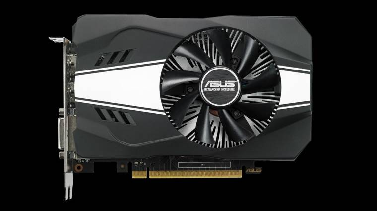 Itt a takarékos ASUS GeForce GTX 1060 6 GB Phoenix kép