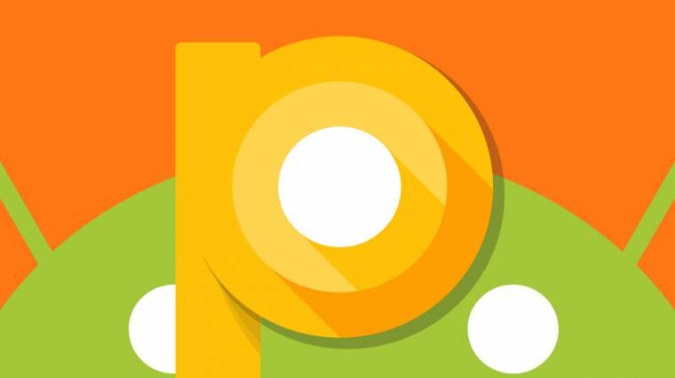 Mikrofonfronton is odacsap az Android P kép