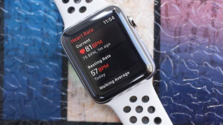 Az Apple kiütötte a svájci óragyártókat kép