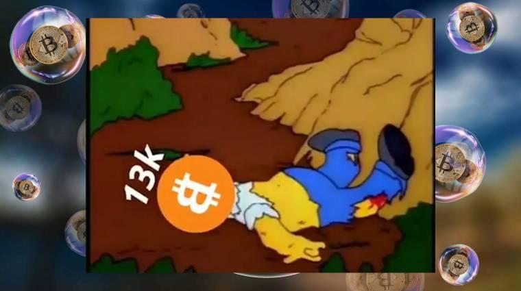 Videó: Homér Simpson mutatja meg, mi történik a Bitcoinnal kép