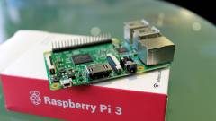 Rábarkácsolták a Windows 10-et egy Raspberry Pi 3-ra kép
