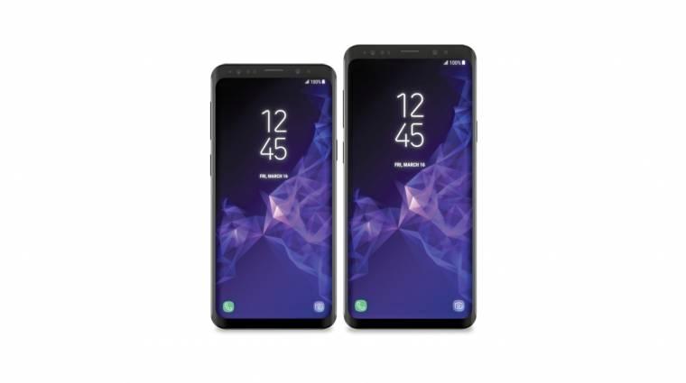Kiderült, hogy mennyivel lesz drágább a Samsung Galaxy S9 kép
