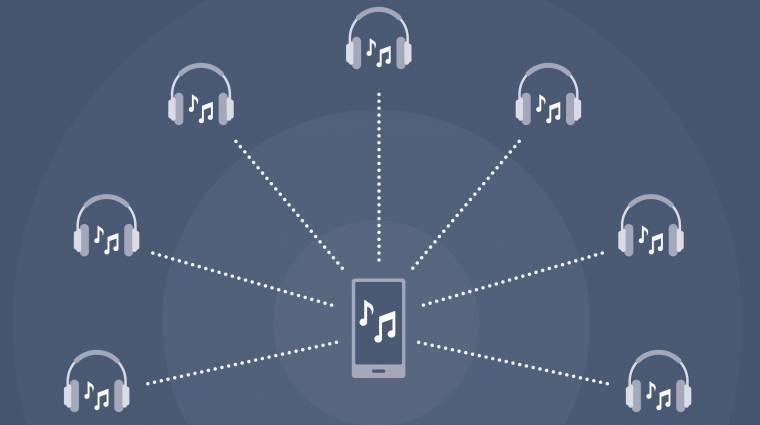 Óriási fejlődés jön a Bluetooth-alapú zenehallgatás terén kép