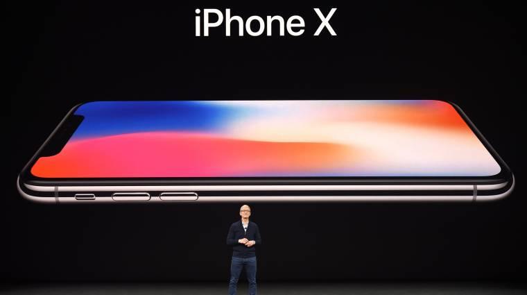 Kevesebb iPhone-t adott el az Apple a vártnál, de nincs gond kép