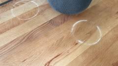 Jól szól az Apple HomePod, de tönkreteheti a fa bútorokat kép