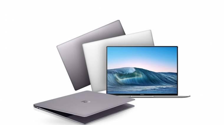 Prémium és lenyűgöző a Huawei MateBook X Pro kép