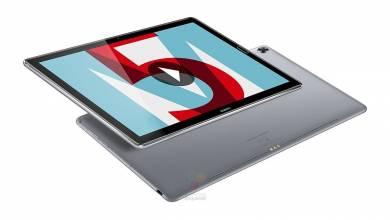 Kiszivárgott a Huawei MediaPad M5 10