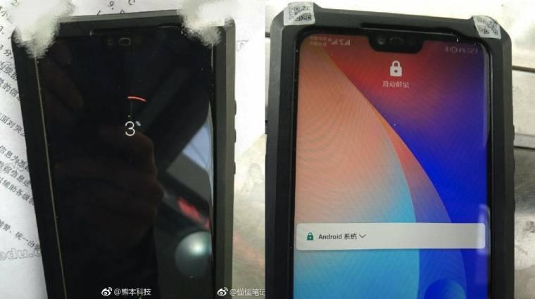 Lebuktatta magát a Huawei, készülhetünk a triplakamerára kép