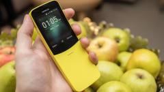 Nosztalgia extra: itt a Nokia 8110 4G kép