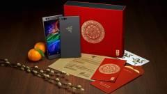 Csak korlátozottan érhető el a Razer Phone Gold Edition kép