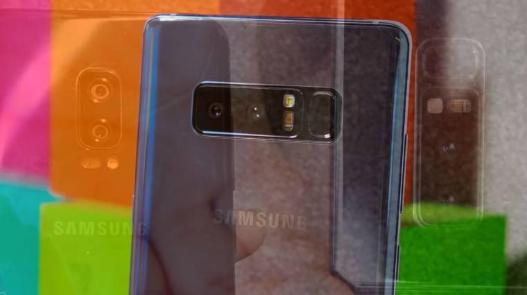Samsung: az olcsóbb mobilokban is lesz dupla kamera kép