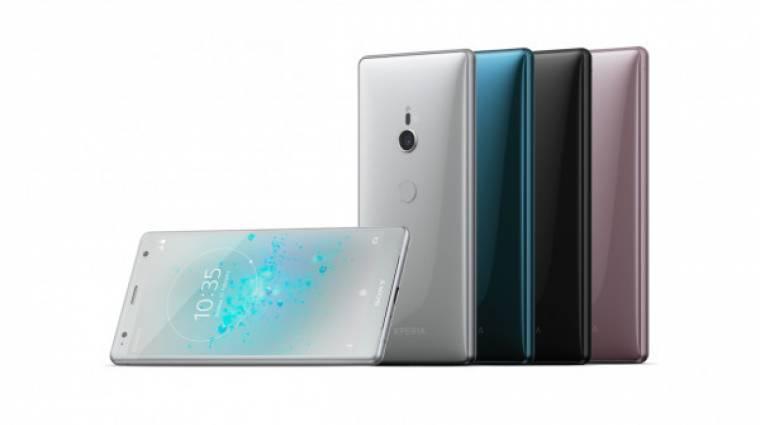 Ebben jobb az Xperia XZ2, mint a Galaxy S9 kép