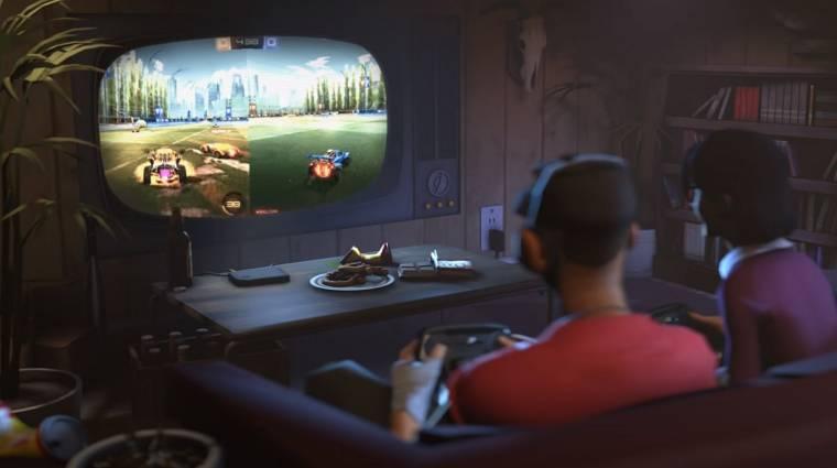 A gamerek Netflixén dolgozik a Google kép