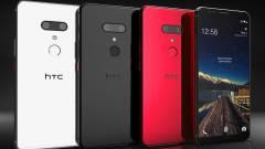 Hatalmas a teher az HTC U12+ csúcskészüléken kép