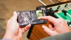 Készül az összehajtható iPhone? kép
