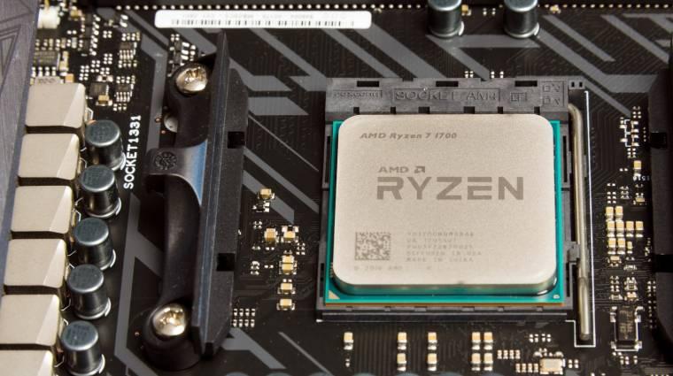 Egyelőre nem lesz AMD Ryzen 7 2800X kép