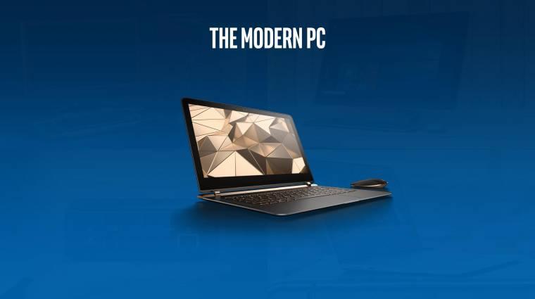 Látványos fejlődést hoz a laptopok világába az Intel Core i7-8750H kép