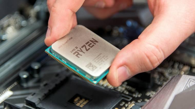 Itt vannak az AMD Ryzen 7 2700X mérési eredményei kép