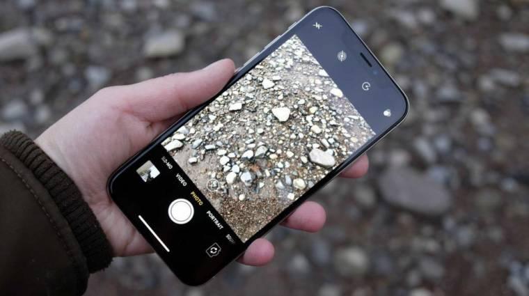 Egy Canon fényképező szólal meg, amikor az iPhone-oddal fotózol kép